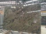 Granito Verde Namib baldosas pulidas losas&+encimera