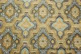 Tissu de capitonnage tissé par Chenille de polyester de la Chine pour la couverture de sofa