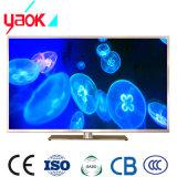 Шатон E-LED TV красного металла способа Ультра-Тонкий