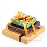 Contenitore di oro per il contenitore di imballaggio del cioccolato con il marchio su ordinazione