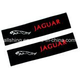 La cintura di sicurezza dell'automobile del giaguaro copre il poliestere di accoppiamenti dei rilievi di spalla