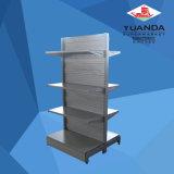 Quatre couches de double de système de présentoir de Jiangsu étagère latérale d'usine