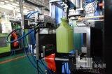 Автоматическая пластиковые бутылки одной станции экструзия выдувание механизма