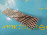 O aço&Alu Permutador de calor do ar de Papelão Ondulado Fin