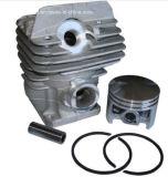 Kit del pistón del cilindro para 026 Motosierra Stihl Ms260 44mm clips de los anillos de la patilla reconstruir