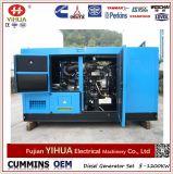 Foton Isuzu Set des Energien-elektrisches leises Dieselgenerator-30kVA/24kw (15-36kW)