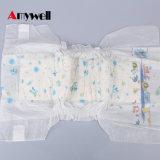 Пеленки Backsheet пленки Clothlike качества 100% хорошие более Absorbent устранимые