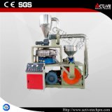 Machine en plastique de Pulverizer de PE