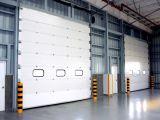 シンガポールの自動天候の証拠のオーバーヘッド滑走の巻き上げのガレージの部門別のドア