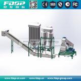 Linea di produzione completa della pressa della pallina della segatura di legno di combustibile