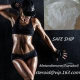 Ormone steroide Bodybuilding della bottiglia liquida della fiala dell'olio del ciclo di Metandienone