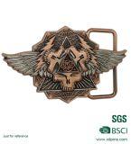 昇進のための新しいデザイン3Dロゴのベルトの留め金