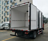 Sinotruk 3t al carro refrigerado 5t de la conservación en cámara frigorífica del carro 4X2 del camión