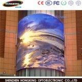 HD de alta Refrescante P2.0 cubierta panel de la pantalla a todo color LED