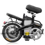 Fábrica OEM chinês 14 Ebike montanha com motor de 250 W