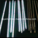 Meteor-Dusche-Lichter der LED-74cm doppelte seitliche Schneefall-LED für Hochzeits-Dekoration