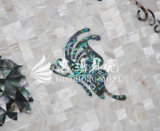 Venta caliente mosaico de Shell de tallado de la madre de Preal materiales de construcción 2017
