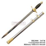 [إيوروبن] خنجر خنجر تاريخيّ مشرّفة سيف منزل زخرفة [54كم] [هك2000]