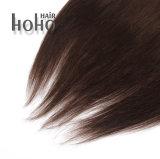Commercio all'ingrosso un nastro nero naturale da 18 pollici sull'estensione dei capelli umani
