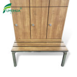 フェノールのボードのベンチの更衣室のベンチ