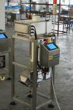 粉のための重力の自由な落下の産業管の金属探知器かチョコレートまたはプラスチック