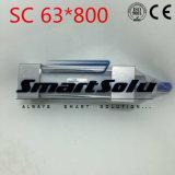アジア標準Scのタイプ空気シリンダー
