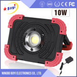 Proyector LED 10W proyector LED recargable,