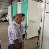 machines de fraisage de la farine de blé 500t/D