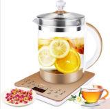 Ketel de van uitstekende kwaliteit van de Controle van Nc van de Koffie van het Glas