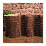 Tabela de bambu carbonizada Runner para mesa