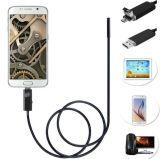 Cabo micro USB Android Tubo Snake Telemóvel vídeogravador câmara de vídeo