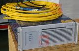 Folha metálica do poder superior que processa a máquina GS-3015 do cortador do laser da fibra