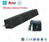 De Draagbare Mobiele Telefoon die van Aidu admt-200A 200m Minerale Detector in kaart brengen