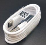 Câble usb de téléphone mobile pour le câble de remplissage 2A USB de caractéristiques initiales de Samsung Note7 chargeant rapidement le câble usb