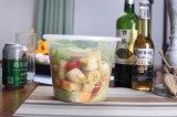 오븐 안전한 플라스틱 음식 콘테이너 (500ml)