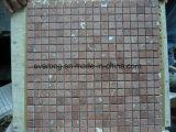 يصقل [رد كلور] ترافرتين رخام حجارة [موسيك تيل] [بكسبلش] قرميد لأنّ جدار [بكسبلش]
