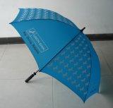 Diverse Paraplu van het Golf van de Kleur hallo-q, de OpenluchtParaplu van het Golf, de Goedkope Paraplu van het Golf