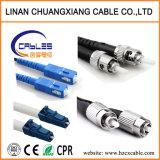 Cable de conexión de fibra óptica monomodo FC-FC