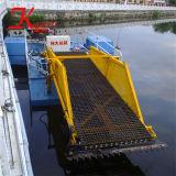 Keda complètement automatique de l'eau/de coupe de la récolteuse de mauvaises herbes aquatiques pour la vente de navires