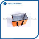 Новый стиль полиэстера оранжевого цвета с алюминиевой фольги ЭПЕ охладителя из пеноматериала подушки безопасности