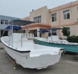 Liya 5.8m 7.6m Panga-Boots-Erbauer-Fiberglas-Boot schält Verkauf