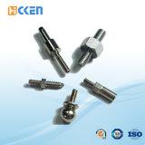 ステンレス鋼ねじを回す中国の製造CNC