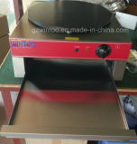 Machine électrique commerciale de Crepe d'acier inoxydable (ECM-1)