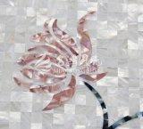 Talla de la madre del mosaico del shell del material 2017 de construcción de Preal