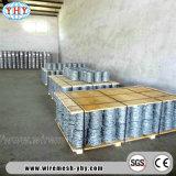 Cerca fija de acero galvanizada ISO9001 del nudo