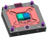 Dmeは重いアルミニウム部63のための鋳造物型を停止する: )