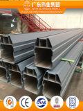 Profil en aluminium d'extrusion courte de délai pour la variété d'industries