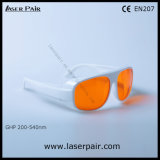 Laserpairからの緑レーザーのための455nm 532nmのレーザーの安全ガラス
