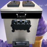 Weiche Eiscreme-Maschine mit der Airp Pumpe und Vorkühlung