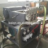 De Homogenisator van de Hoge druk van de melk (de Apparatuur van de Zuivelfabriek en van het Sap)